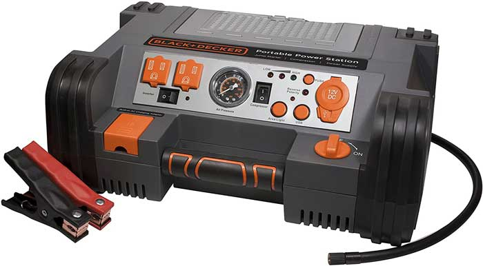 best black decker jump starters on amazon