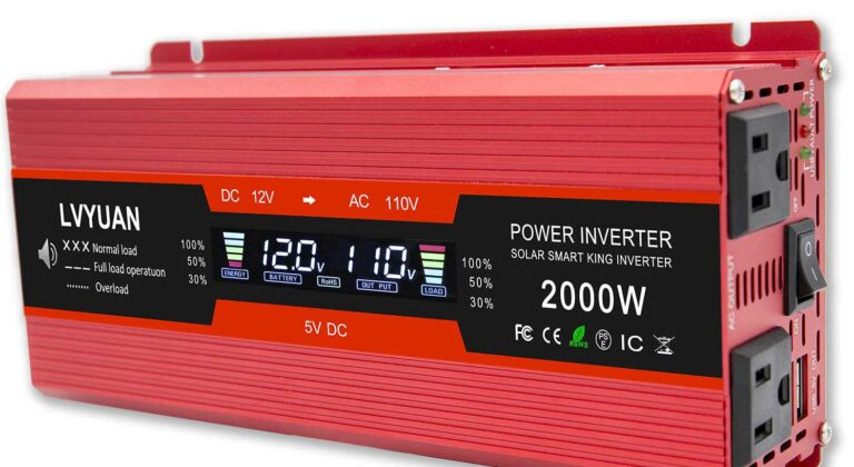 how to use a power inverter