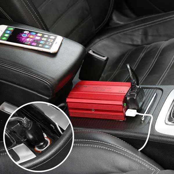 safety tips when using a car power inverter