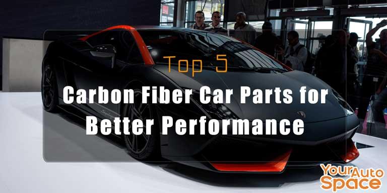 best carbon fiber parts for cars