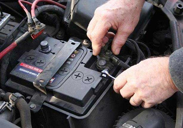 checking car battery for begginers