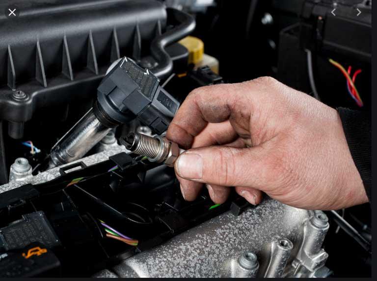 replace spark plug easy way
