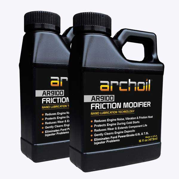ar9100 archoil additive for friction