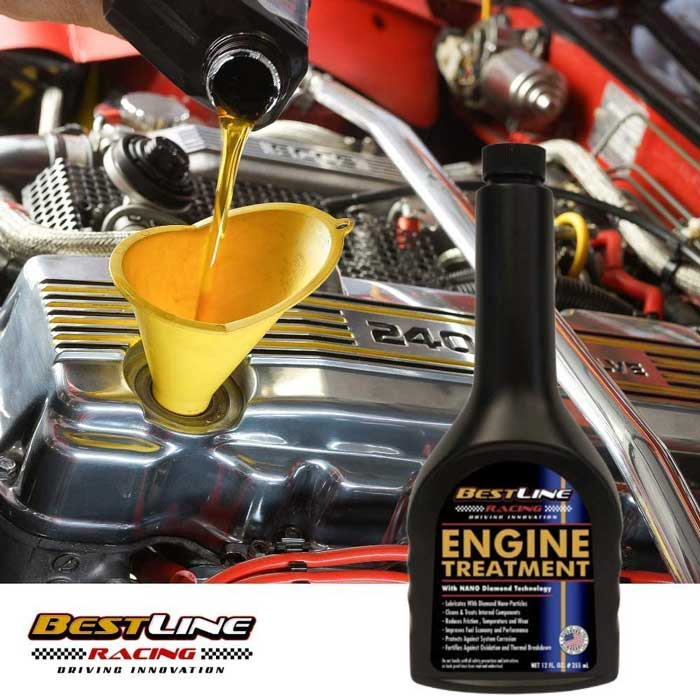best line oil additive treatment for engine