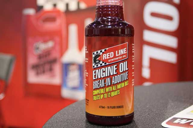 redline oil additive